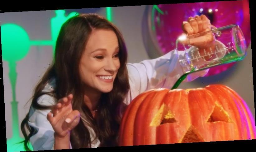 The TV host inspiring a new generation of women in STEM