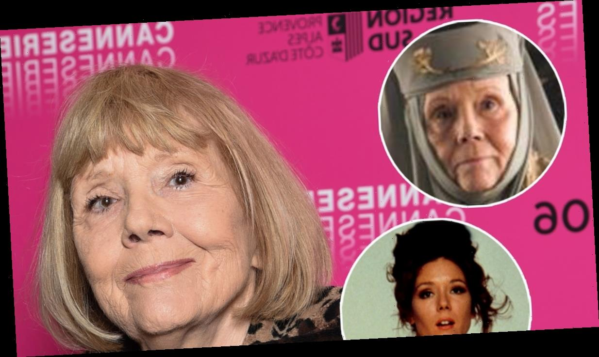 A Tribute to Diana Rigg and Look Back on Her Best Roles