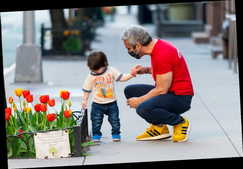 Andy Cohen Shares a Precious Moment With Son Benjamin