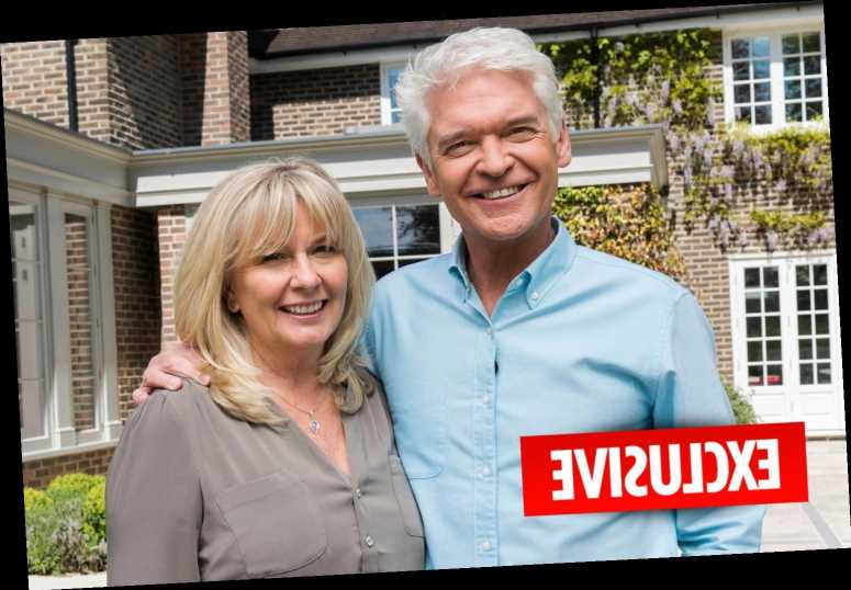 Phillip Schofield is transforming garage at £2.6m family home into new bachelor pad