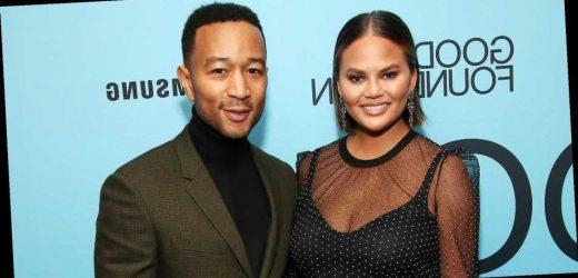 Pregnant Chrissy Teigen and John Legend Buy $17.5 Million Mansion