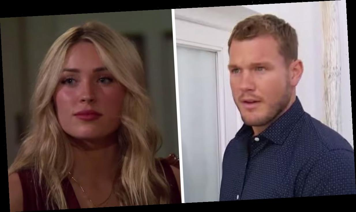 Colton Underwood's leaked text messages to Cassie Randolph are scary according to Reality Steve