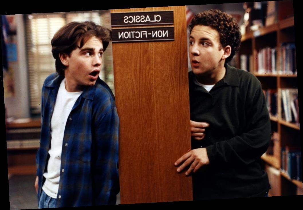 'Boy Meets World': Are Ben Savage and Rider Strong Friends in Real Life?