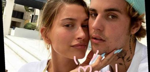 Hailey & Justin Bieber Kept It Low-Key For 2nd Wedding Anniversary Mid-Pandemic – Deets HERE!