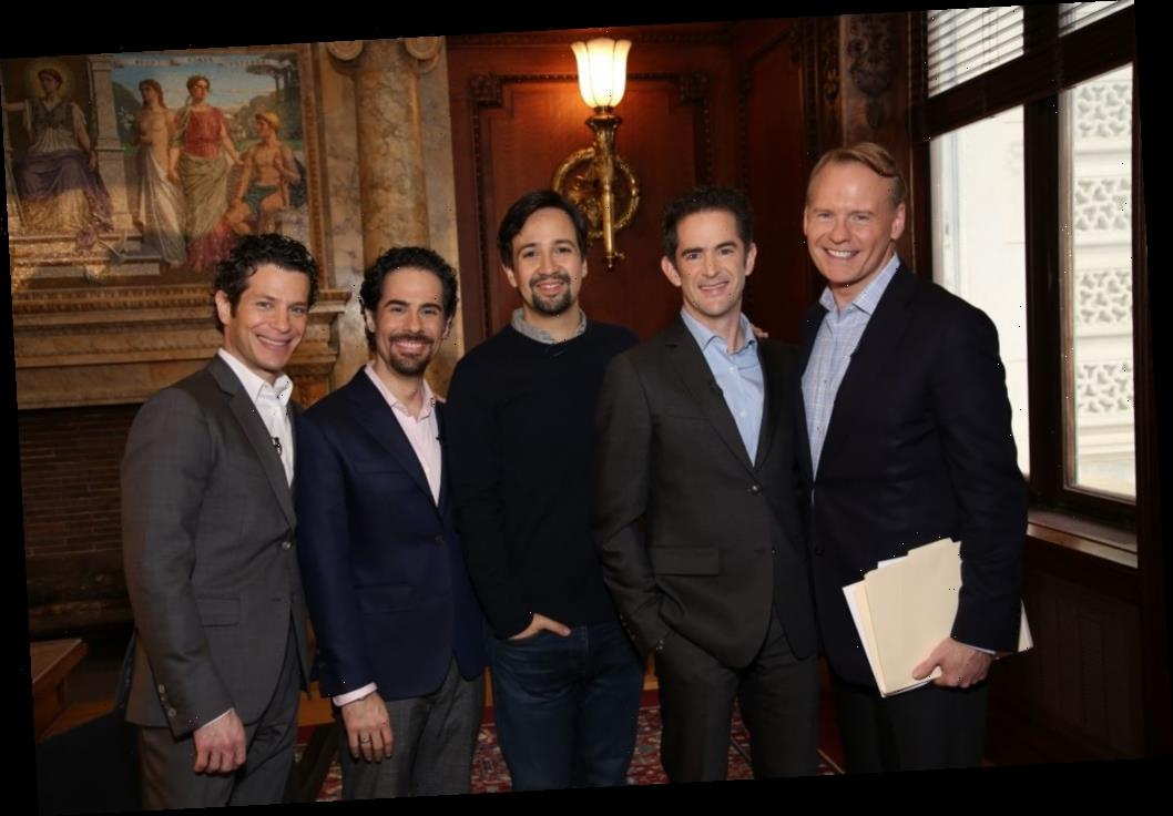 Who Wrote 'Hamilton'? Meet the Actor Behind The Disney+ Musical