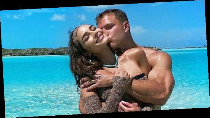 'Game Day!' Olivia Culpo Posts Steamy Photos With BF Christian McCaffrey
