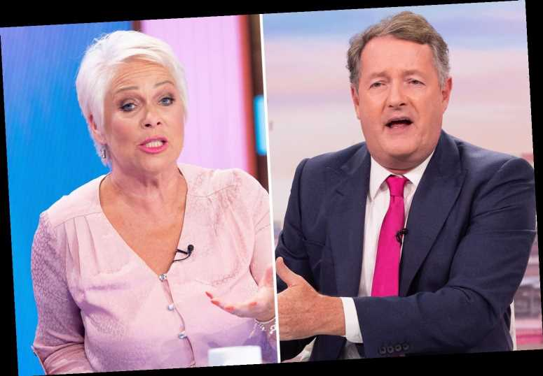 Denise Welch quits Twitter after furious fight with Piers Morgan and being called a covidiot denier