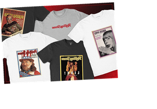 'Rolling Stone' Launches Official Apparel Collection