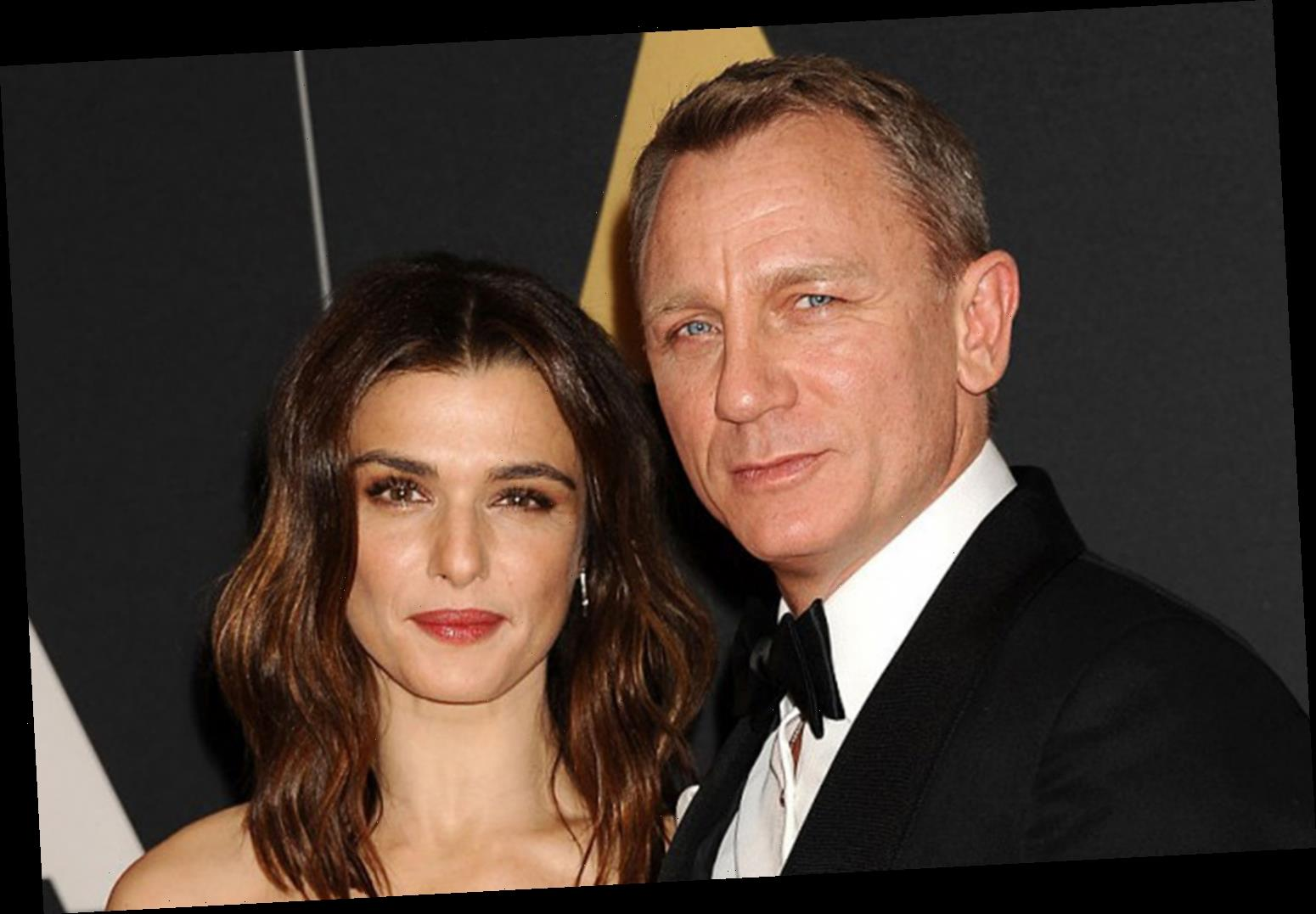 When did Daniel Craig and Rachel Weisz get married and how long have they been together?