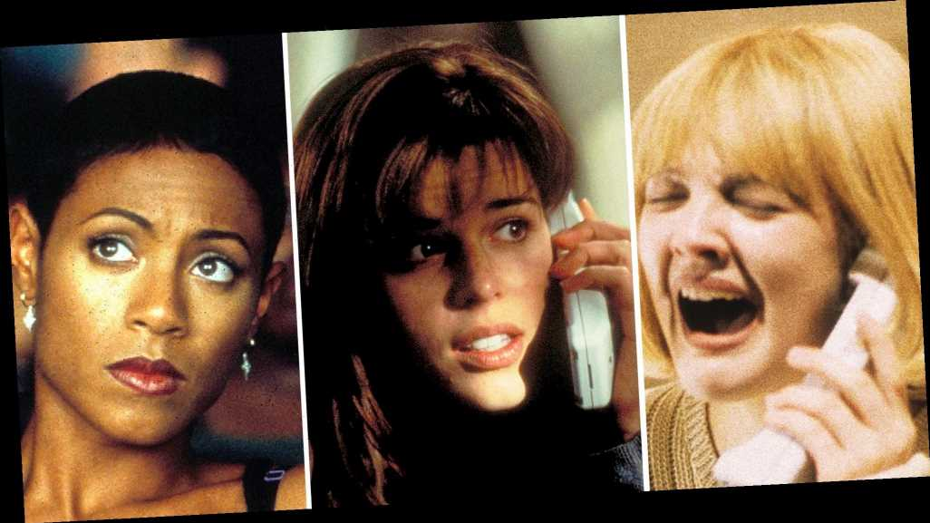 Scream's All-Star Cast Through the Years