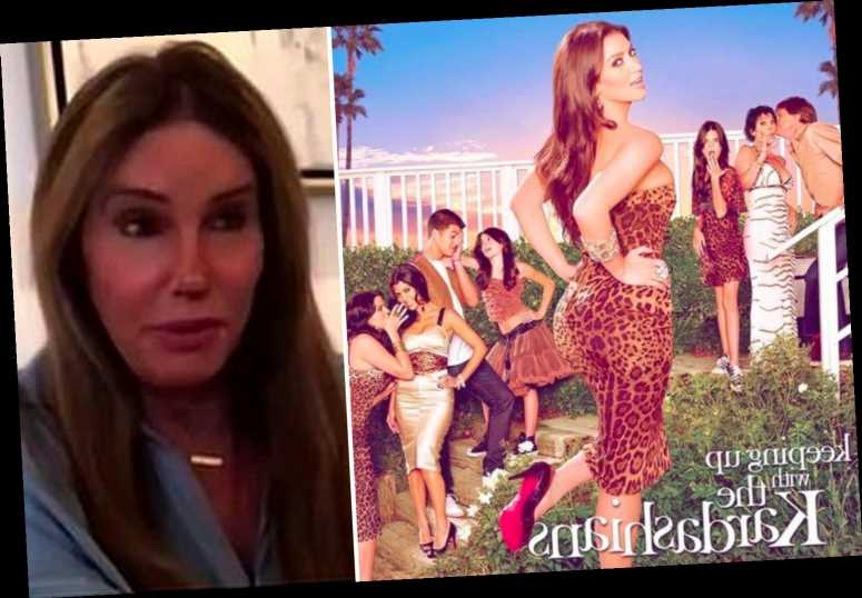 Caitlyn Jenner reveals she wasn't told Keeping Up With The Kardashians was ending – and she found out on the news