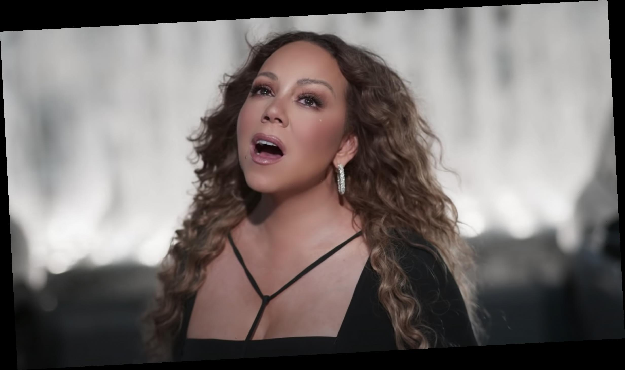 Watch Mariah Carey's Debut 'Save the Day' Performance for U.S. Open