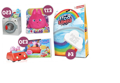 MadeForMums reveals Christmas presents kids will want this year including £30 Peppa Pig car and £50 washing machine