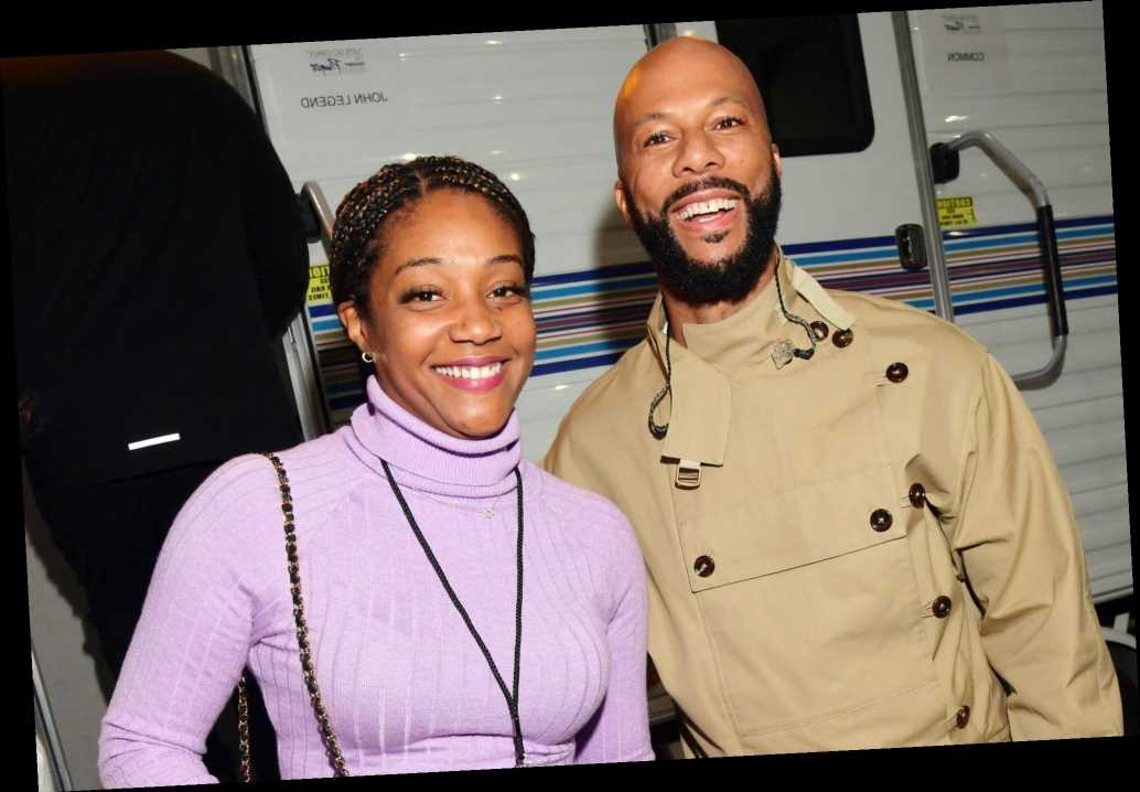 Tiffany Haddish on Why She Spends So Much Time at Boyfriend Common's Home: 'His House Is Bigger'