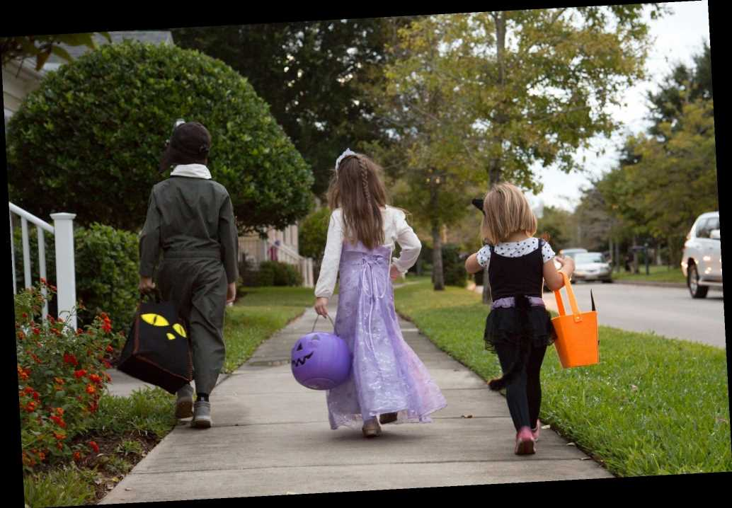 Los Angeles County Bans Trick-or-Treating This Halloween Due to Coronavirus Risks