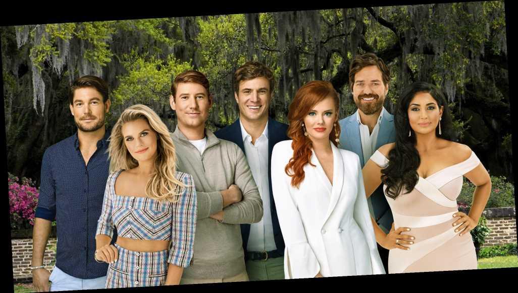 Southern Charm Season 7 Trailer Tackles White Privilege, Kathryn's Drinking & Thomas' Baby