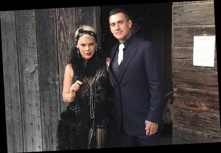 Carey Hart Wishes 'Better Half' Pink a Happy Birthday: 'It's Been So Amazing to Watch You Grow'