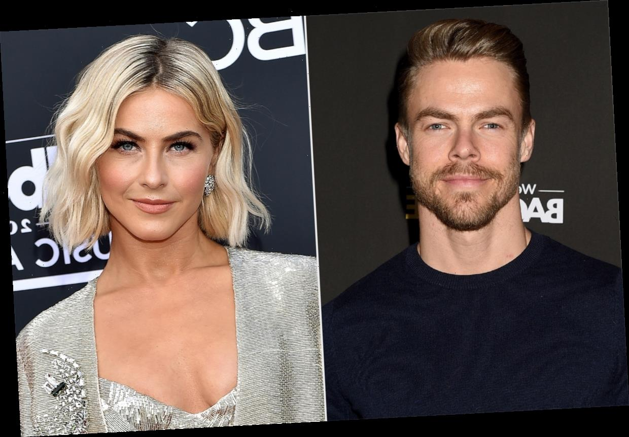 Derek Hough Is Back on DWTS — But What About Sister Julianne Hough?