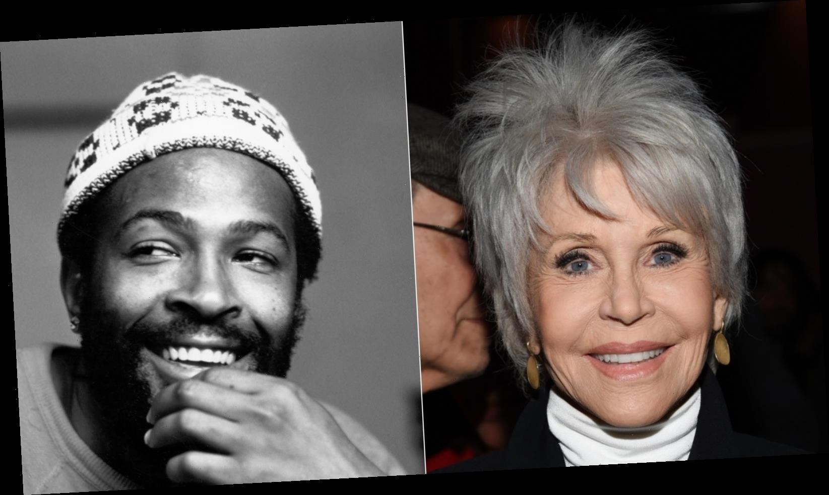 The truth about Jane Fonda and Marvin Gaye's relationship