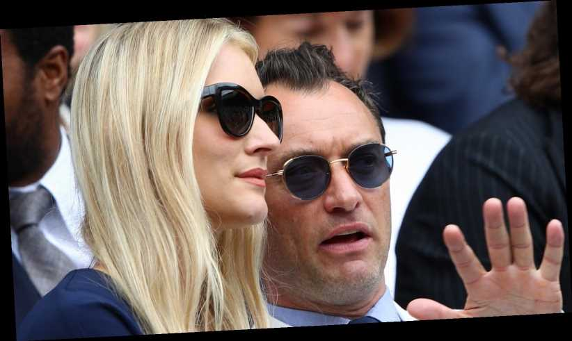 The truth about Jude Law's wife, Phillipa Coan