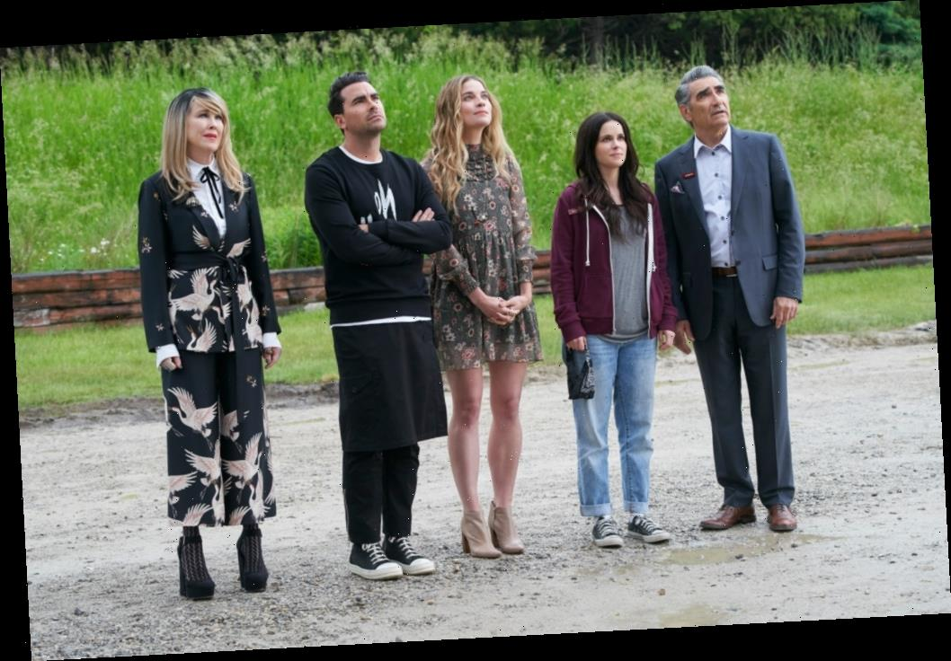 """'Schitt's Creek' Hands Canada First Series Win As CBC Says Historic Emmy Sweep Winner Is An """"Anchor For A New Era"""" Of Canadian Scripted Comedy"""