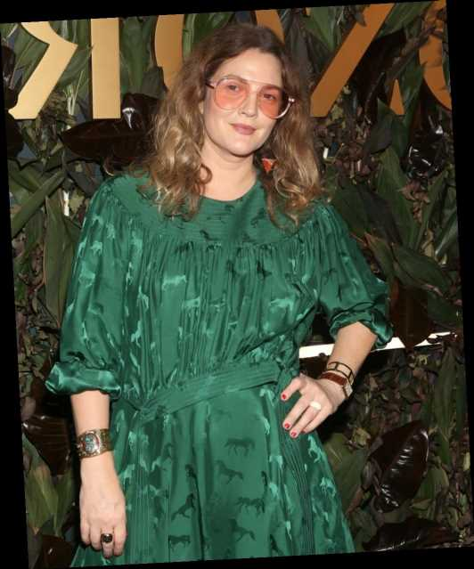 Drew Barrymore, after three divorces: 'Never, never.  I will never get married again'