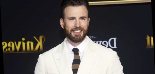 Chris Evans calls accidental NSFW photo leak 'embarrassing,' thanks fans for 'support'