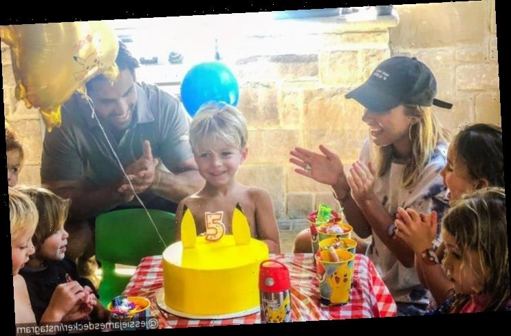 Jessie James Decker Responds to Fan Shading Her Over Son's Birthday Bash Amid Pandemic