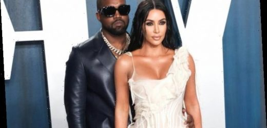 Kim Kardashian 'Holding Onto Her Marriage' to Kanye West Despite Baffling Twitter Tirade