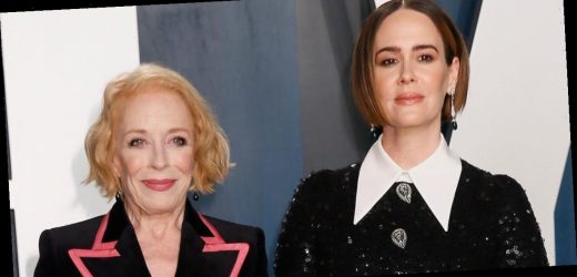 Sarah Paulson and Holland Taylor have been together for 5 years. Here's a timeline of their relationship.
