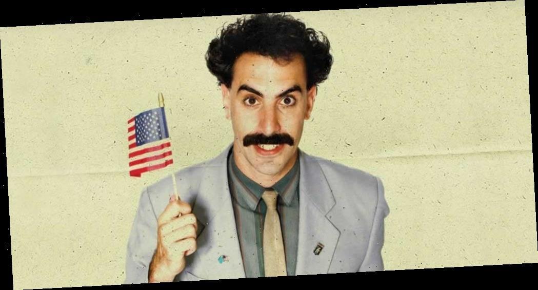 Sacha Baron Cohen has reportedly made a 'Borat' sequel