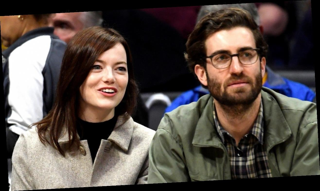 Emma Stone and Dave McCary Are Married
