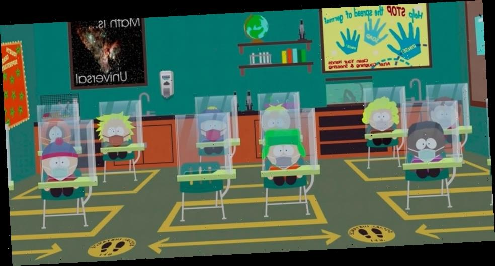 """'South Park' Tackles Coronavirus and 2020 Issues With """"The Pandemic Special"""""""