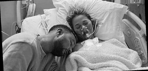 Chrissy Teigen opens up on heartbreaking baby loss snaps in emotional statement