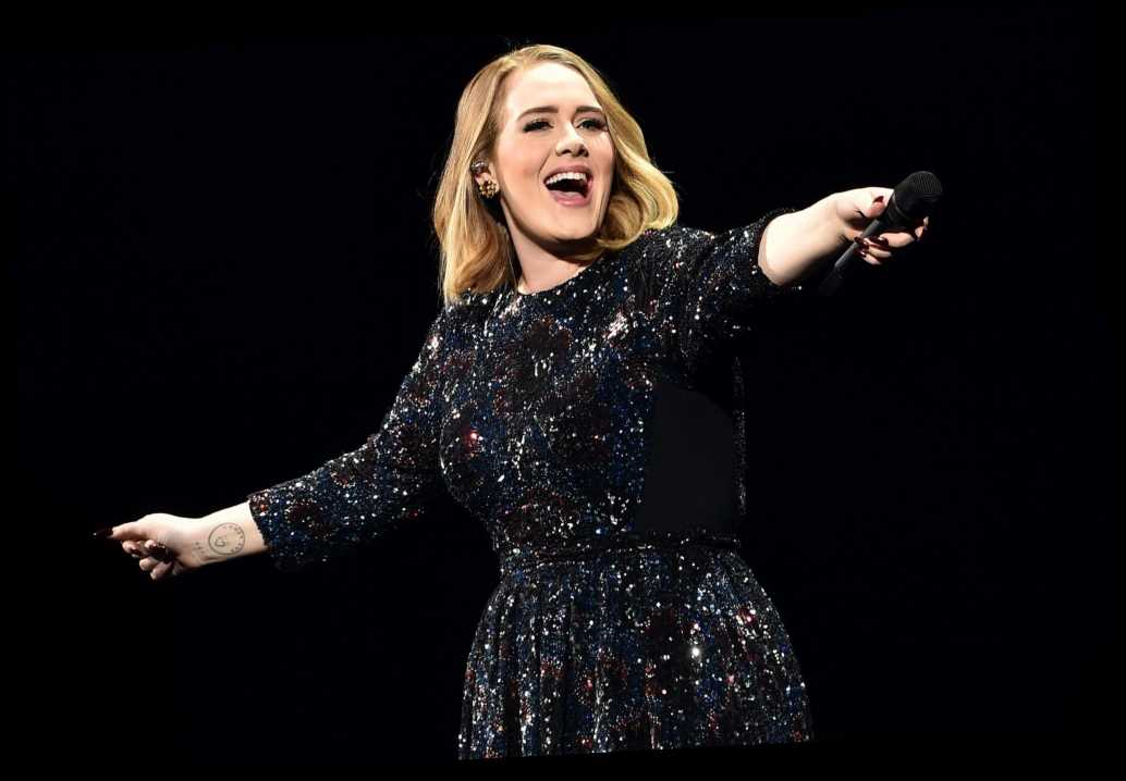 Adele to host 'Saturday Night Live' next week with musical guest H.E.R.