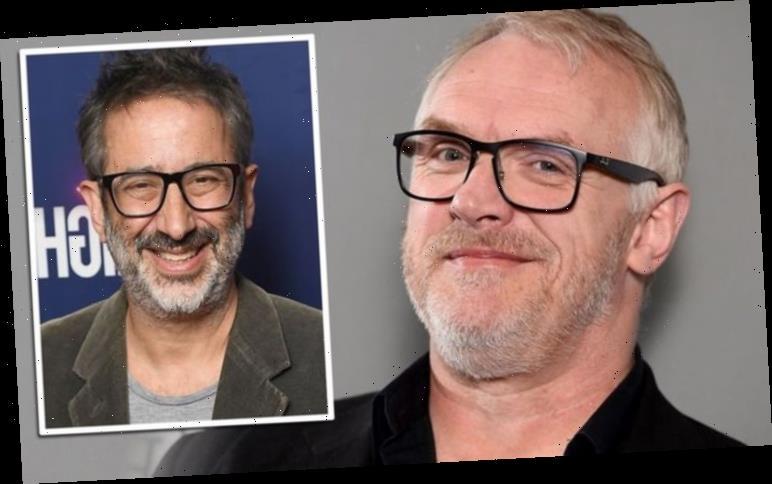 Greg Davies: Taskmaster host brands fellow comedian David Baddiel 'a buffoon'