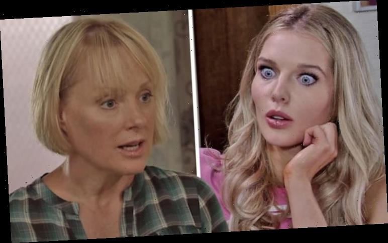 Coronation Street spoilers: Rosie Webster 'returns' with surprise news for Sally Metcalfe