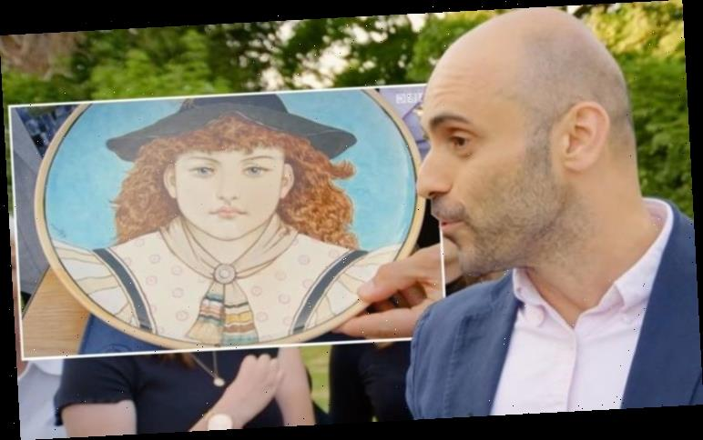 Antiques Roadshow expert stuns guest with value of stained plate: 'Do you have any idea?'