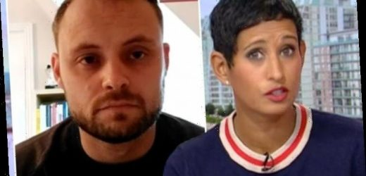 Naga Munchetty and Ben Bradley clash over free school meals row 'We're paying for that!'