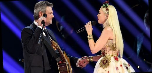 10 Times Blake Shelton and Gwen Stefani Performed Together and Melted Our Hearts
