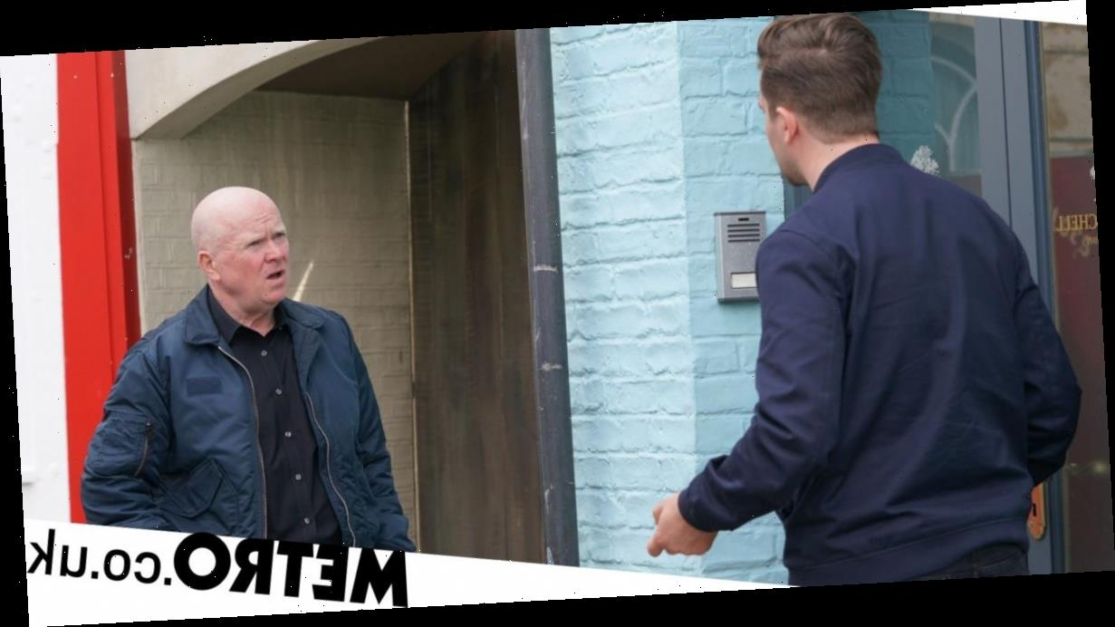 Spoilers: Phil makes a huge request of Callum in EastEnders