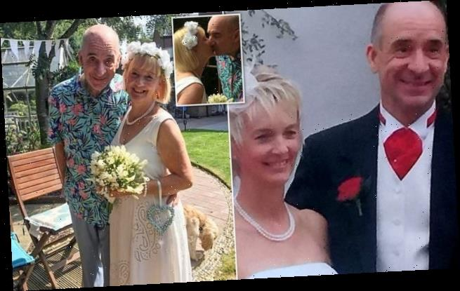 Couple enjoyed second honeymoon period after marrying for second time