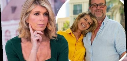 Kate Garraway 'to front Covid-19 documentary about husband's battle'