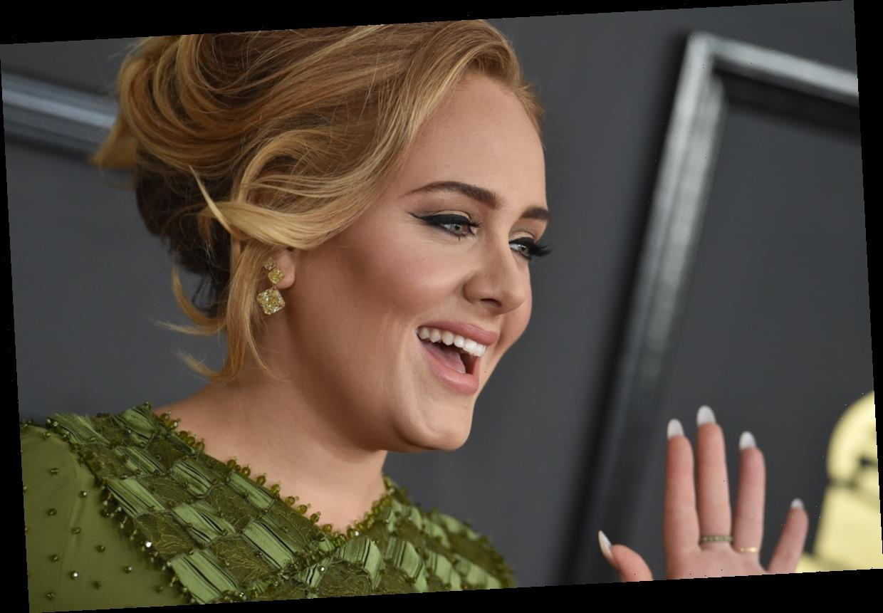 "Adele Says She's ""Absolutely Terrified"" About Hosting 'SNL'"