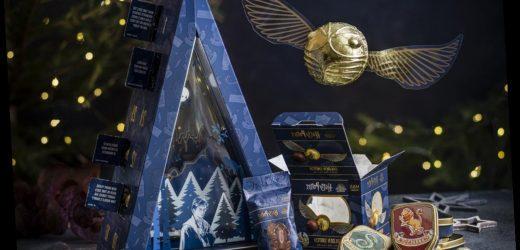 M&S's Harry Potter-Themed Festive Treats Include A Rather Magical Advent Calendar