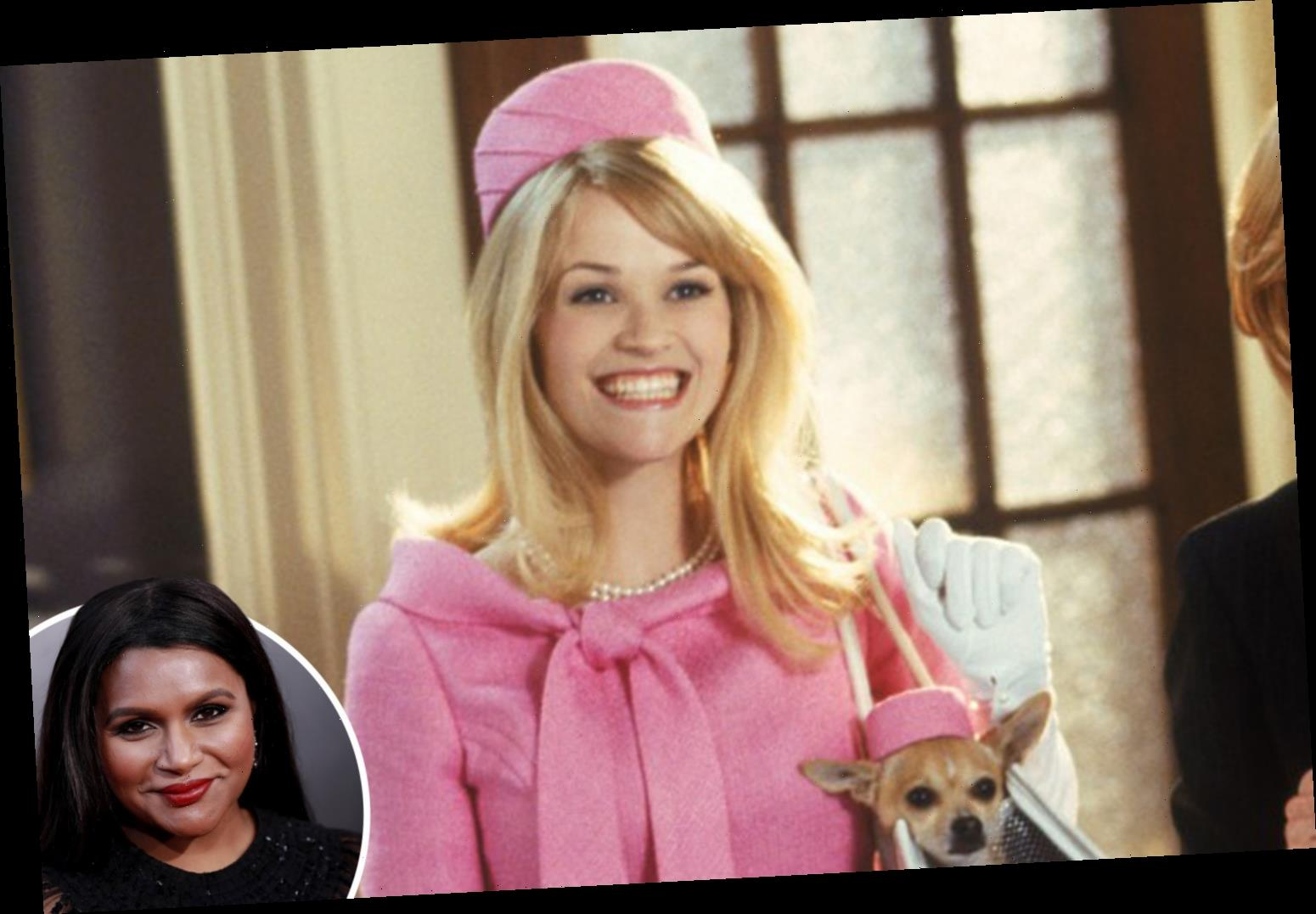 Mindy Kaling reveals what fans can expect from Legally Blonde 3 after actress' surprise baby news