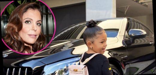 Bethenny Frankel Slams Kylie Jenner's Pic of Stormi's $12K Back-to-School Look