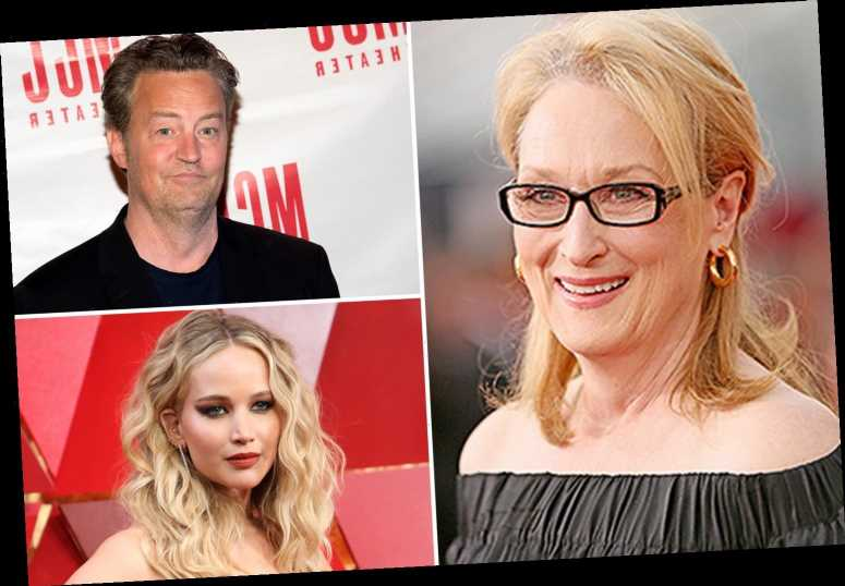 Matthew Perry, Meryl Streep and Jennifer Lawrence cast in Netflix's Don't Look Up where Earth faces annihilation