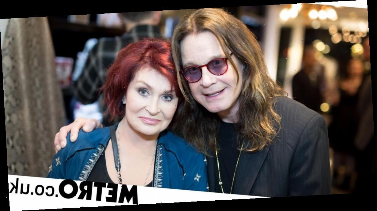 Sharon Osbourne boasts about active sex life with husband Ozzy