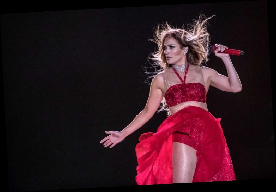 Jennifer Lopez Turned to the 'Power of Positive Thinking'